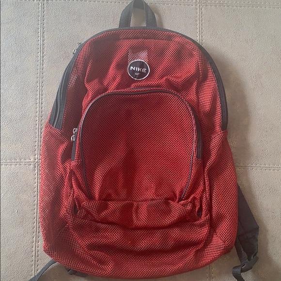 Nike backpack (mesh)